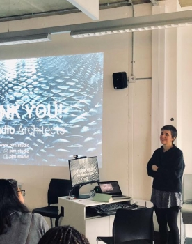 PiM.studio Talk at Plymouth University