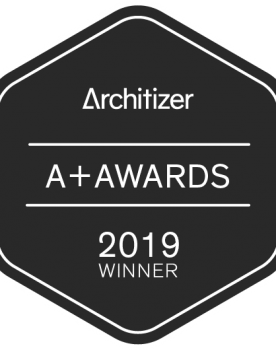 Architizer A+ Award 2019 for V&A Dundee