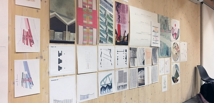 London School of Architecture Final Crits
