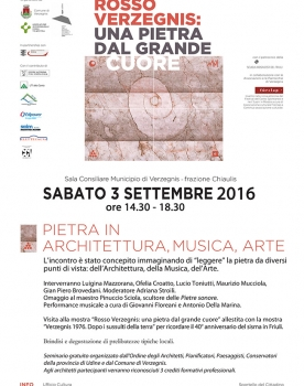 Lecture – Stone in Architecture, Music and Art