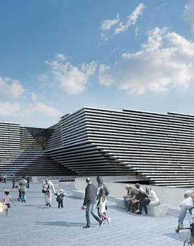 PiM.studio appointed to complete V&A Dundee