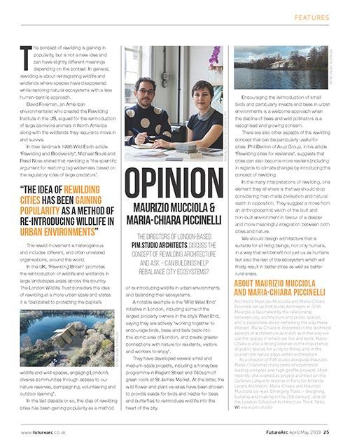 Maurizio-column