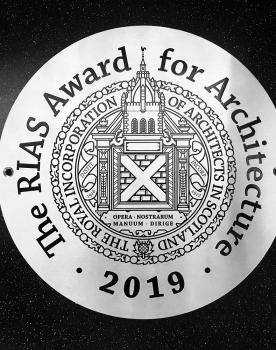V&A Dundee wins RIAS Award 2019